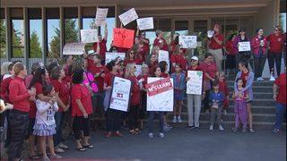 North Thurston teachers prepare for possible strike vote