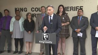 RAW: King County leaders announce expansion of LEAD diversion program