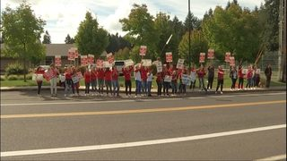Tumwater teachers, district head back to court Monday