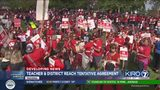 VIDEO: Tacoma teachers, district reach tentative agreement