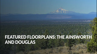 Featured Floorplans: The Ainsworth And Douglas