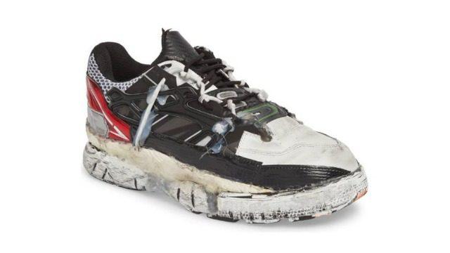 newest cb4dc a5699 Maison Margiela Fusion Sneaker