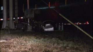 Car dragged nearly a mile by train in Marysville, driver killed