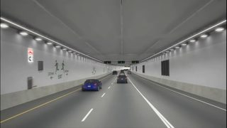 Emergency training exercise to be held inside new State Route 99 tunnel