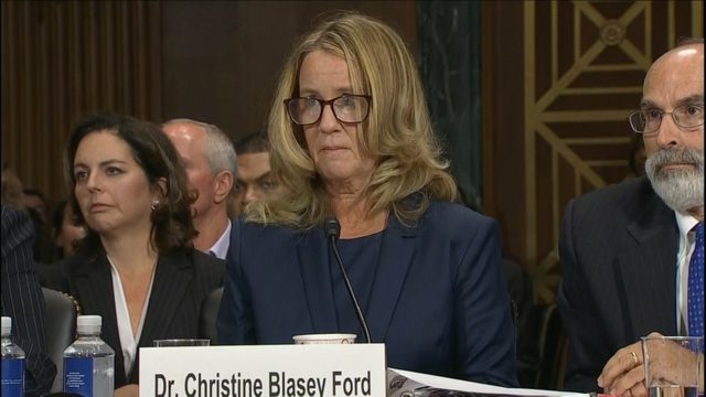 Ford sexual harassment settlement