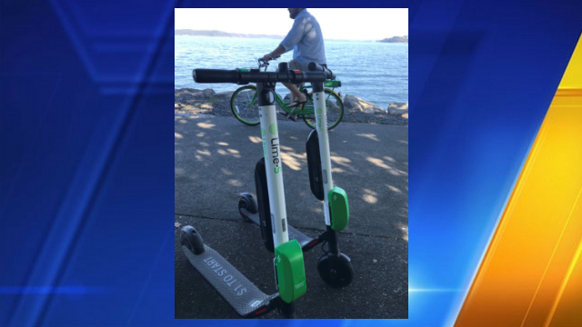 Lime now only e-scooter game in town  Company tops 100,000