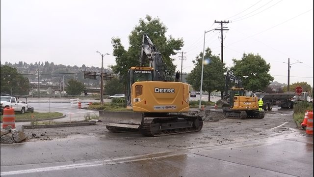 Business owners worried about impact of Nickerson paving project
