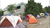 VIDEO: Seattle City Council debates erecting giant tents for the homeless