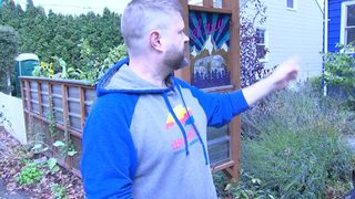 RAW VIDEO: Ballard neighbor Shawn Telford on encampment and car prowl problems
