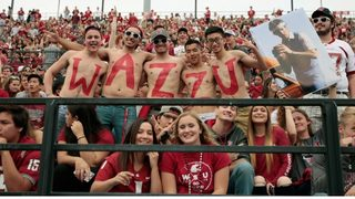 After 15 years of waving the flag, Wazzu gets