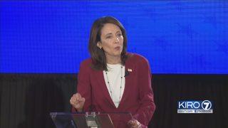 Candidates for U.S. Senate meet in their final debate