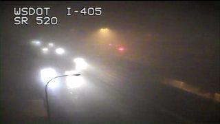 Dense fog advisory in effect from Bellingham to Chehalis