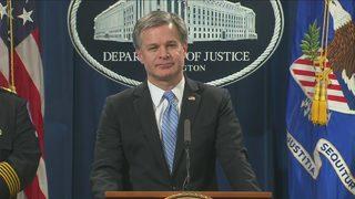 RAW: DOJ update on explosive devices