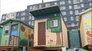 New lawsuit aims to close down Seattle tiny home village