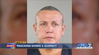VIDEO: What does it take to catch a suspect in a mail-bomb investigation