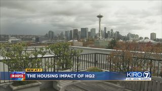 VIDEO: What could happen to Seattle real estate market after Amazon announces HQ2