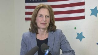 RAW VIDEO: Kim Schrier speaks about 8th District election results (11-7-18)