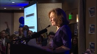 VIDEO: Wave of women elected to Congress