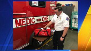 VIDEO: Mass casualty response training