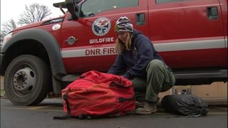 Washington firefighters gear up to fight deadly California wildfires