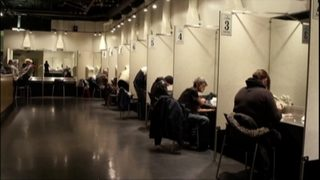 VIDEO: Underground network of safe-injection sites