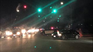 3 people hurt in fiery crash on Maple Valley Highway