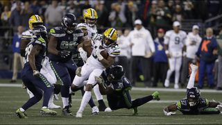 PHOTOS: Seahawks vs. Packers on Nov. 15