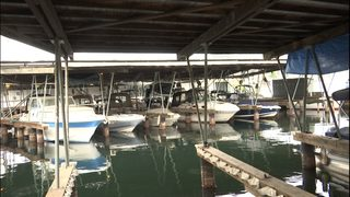 Rash of boat break-ins at marinas; suspects likely getting access via water