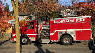 PHOTOS: Shoreline firefighters return from California wildfires