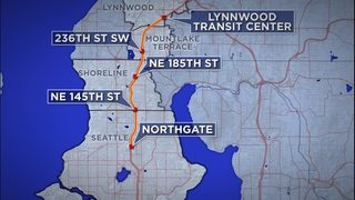 Lynnwood light rail project gets $1.2 billion boost from feds