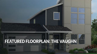 Featured Floorplan: The Vaughn