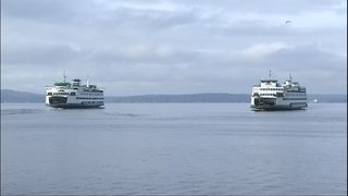 Drivers taking ferries from Colman Dock should prepare for street closure