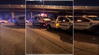 VIDEO: Patient steals AMR ambulance and crashes in Seattle