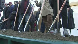 VIDEO: Groundbreaking a new Arena at Seattle Center