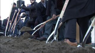 VIDEO: Groundbreaking for new Arena at Seattle Center