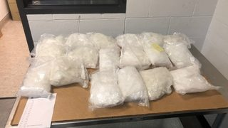 Border Patrol agents seize 83 pounds of meth near Sumas