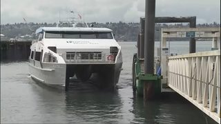 Fast ferry from Tacoma to Seattle could be reality by 2022