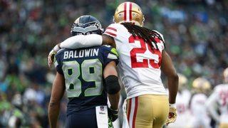 Seahawks veteran Doug Baldwin could return Sunday against 49ers