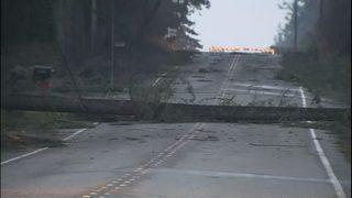 Clallam County left in dark by fierce windstorm