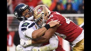 PHOTOS: Seahawks vs. 49ers on Dec. 16