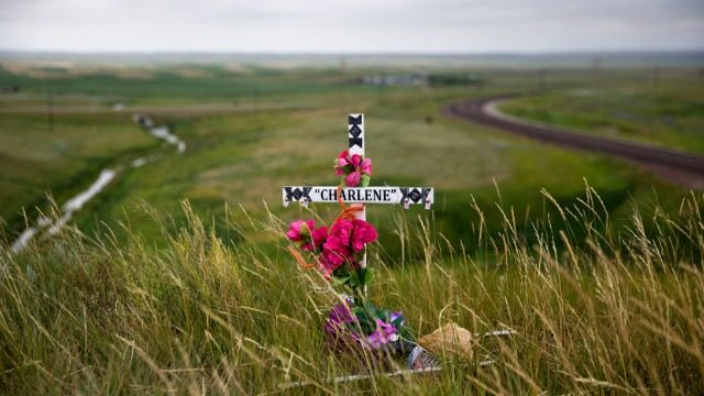 Native American community calls for justice for missing, murdered women