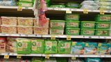 This is a generic photo of baby wipes taken at a Kroger store. Link to photo: https://commons.wikimedia.org/wiki/File:Baby_Wipes_at_Kroger.JPG (Wikimedia Commons/ParentingPatch)