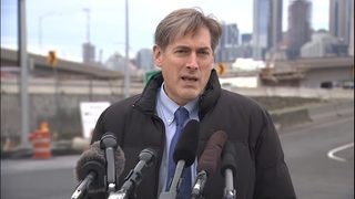 RAW: WSDOT news conference ahead of three week closure of SR 99 in Seattle