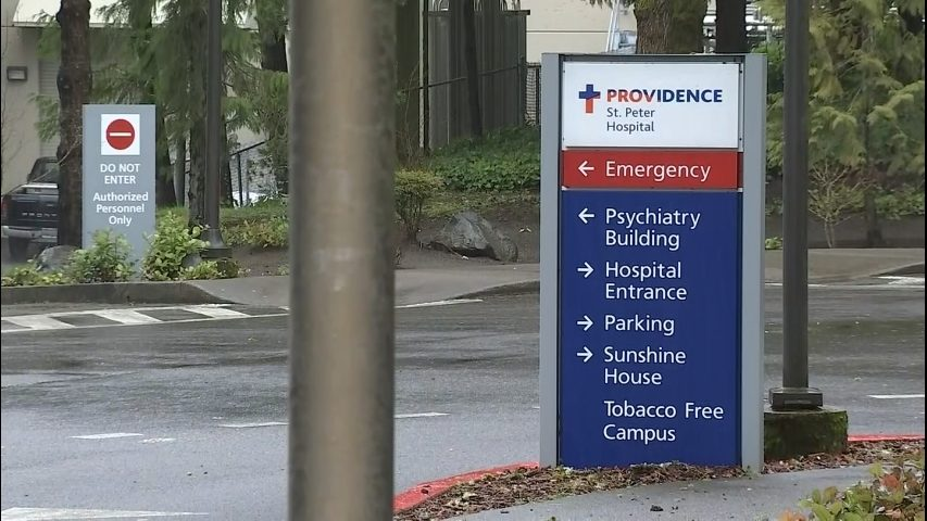 Man causes ricin scare at Olympia hospital   KIRO-TV
