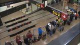 VIDEO: TSA agents call out sick amid government shutdown