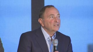 RAW: NHL Commissioner Gary Bettman holds news conference in Seattle