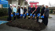 Executives from MultiCare Health System and Allenmore Hospital took part in Wednesday's groundbreaking for the hospital's emergency department expansion, set for completion this fall. MULTICARE HEALTH SYSTEM COURTESY via The News Tribune