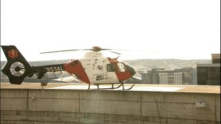VIDEO: Airlift Northwest to help transport Seattle patients during viaduct to tunnel transition