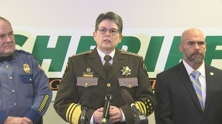RAW: News conference on new SR 509 shootings task force