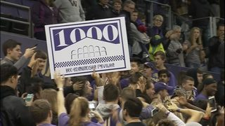 Washington gets historic 1,000th win at Montlake with 71-52 victory over Cal